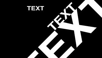 text animation in html 5