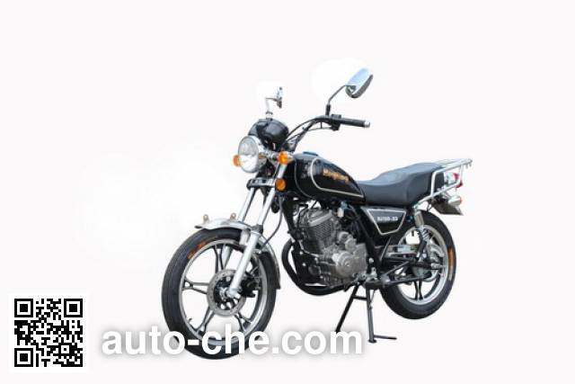 Haojiang HJ150-33 Motorcycle (Batch #286) Made in China