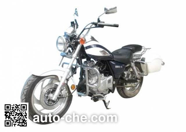 Qingqi QM250-3L Motorcycle (Batch #270) Made in China