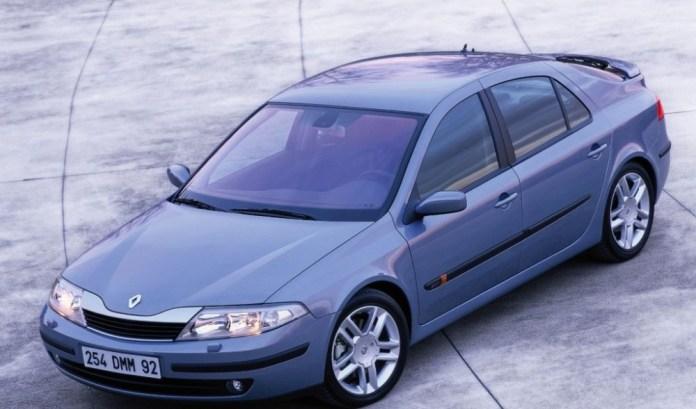 Renault Laguna Hatchback 2001 2005 Reviews Technical Data Prices