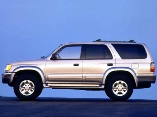 1999 Toyota 4runner Horn Location