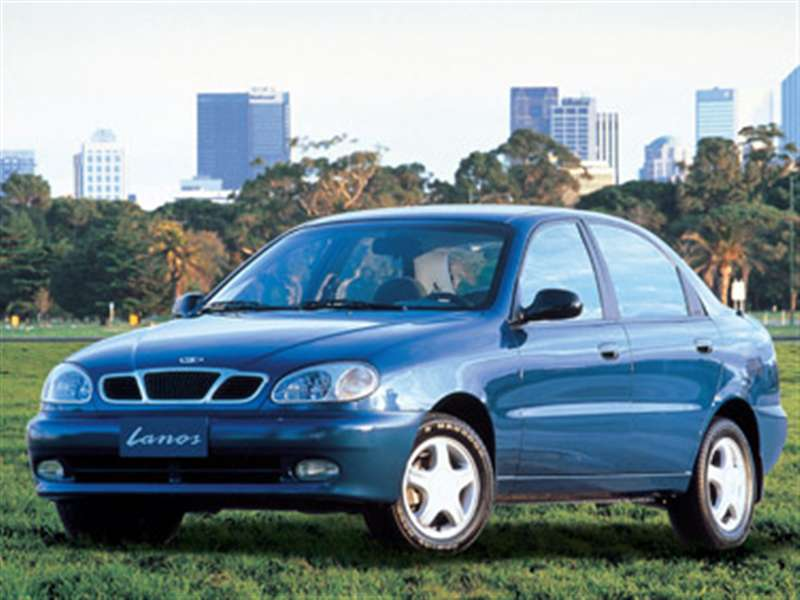 Daewoo Lanos Pictures Including Interior And Exterior