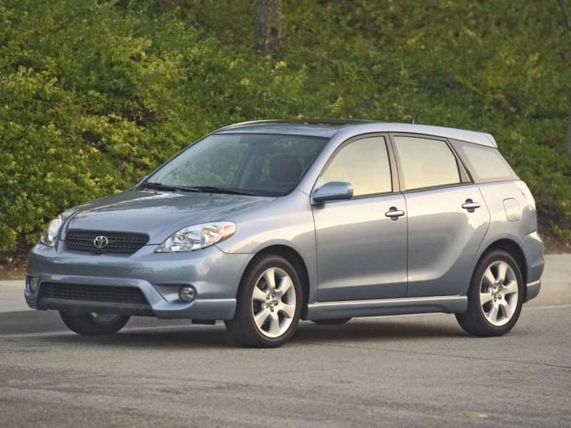 2005 Toyota Matrix Pictures Including Interior And
