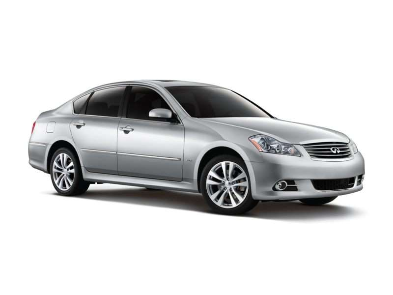 2010 Infiniti M35x Pictures Including Interior And Exterior Images