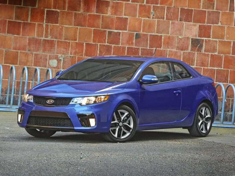 2013 Kia Forte Koup Pictures Including Interior And