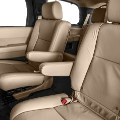 Captain Chairs Suv Big Lots Leather Chair 10 Best Used Suvs With S Toyota Sequoia Captains