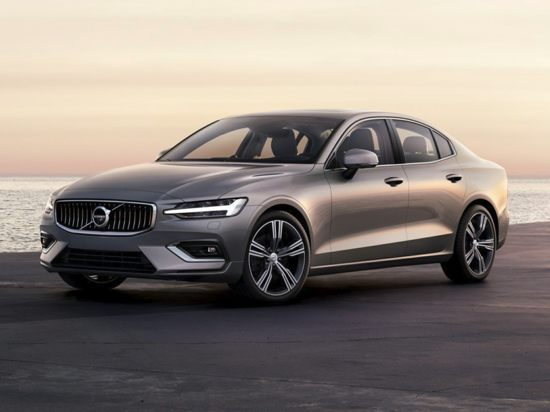 2019 Volvo S60 Models Trims Information And Details