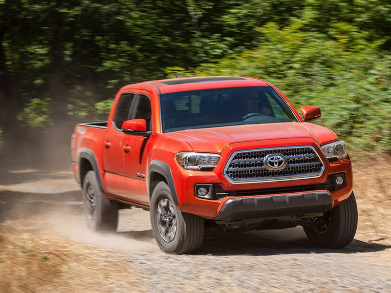 Car Phone Wallpaper Reddit 2016 Toyota Tacoma Trd Off Road 4x4 Road Test And Review