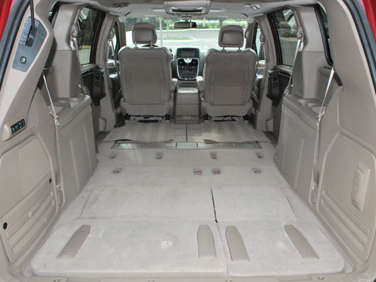 2010 chrysler town and country interior dimensions. Black Bedroom Furniture Sets. Home Design Ideas