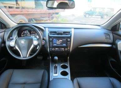 Road Test and Review  2013 Nissan Altima 35 SL