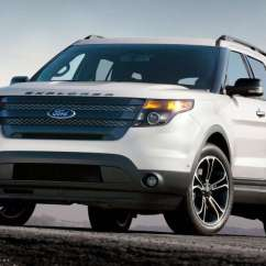 2013 Ford Explorer Captains Chairs Kmart Table And Set 6 Of The Best Six Passenger Suvs | Autobytel.com