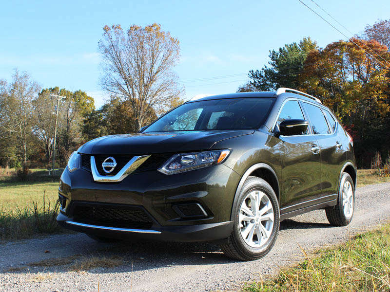 Review The 2014 Nissan Rogue Is More of the Same  And