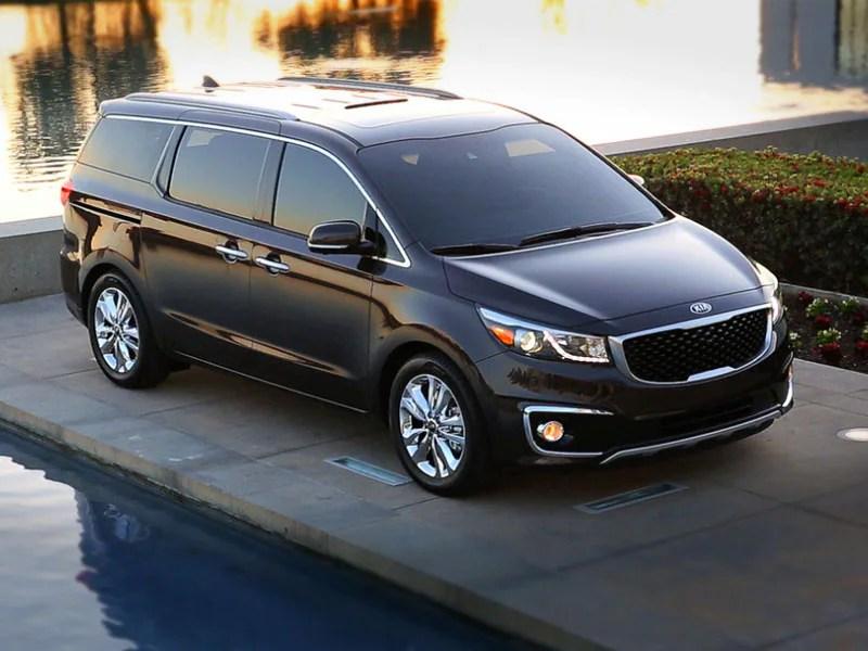 7 Best Minivans For The Money For 2015  Autobytelcom