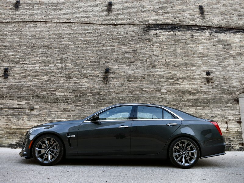 2016 Cadillac CTS V First Drive And Review