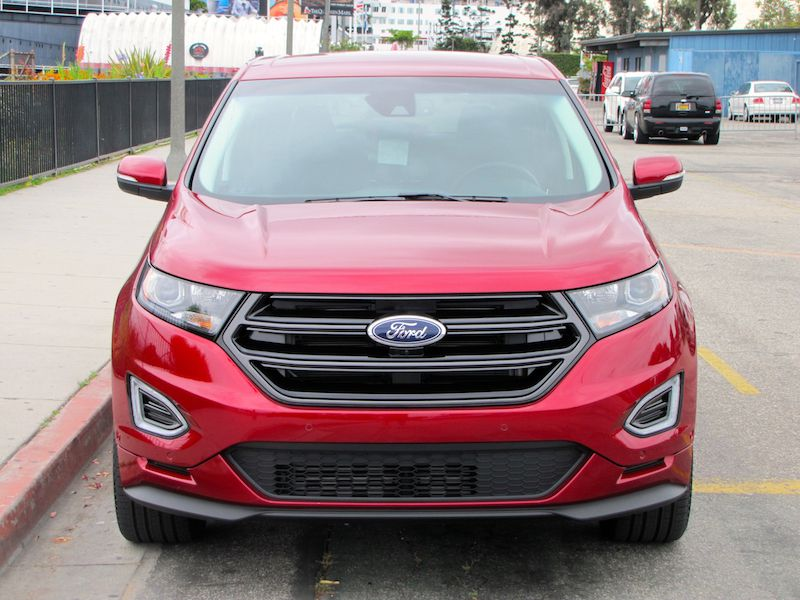 Image Result For Ford Edge Sport