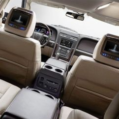 Suv With 3 Rows And Captains Chairs Ivory Dining 10 Top Luxury Suvs A 3rd Row Autobytel Com Second Captain S Rear Entertainment Systems