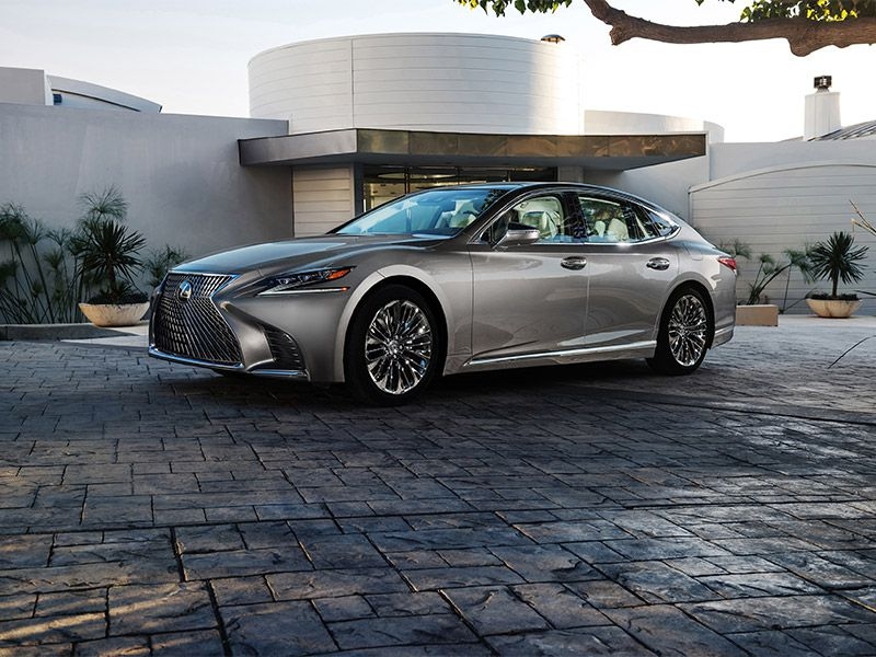 10 Things You Need To Know About The All New 2018 Lexus Ls 500