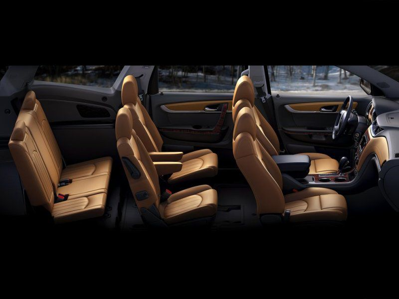 10 Best Used SUVs with Captains Chairs