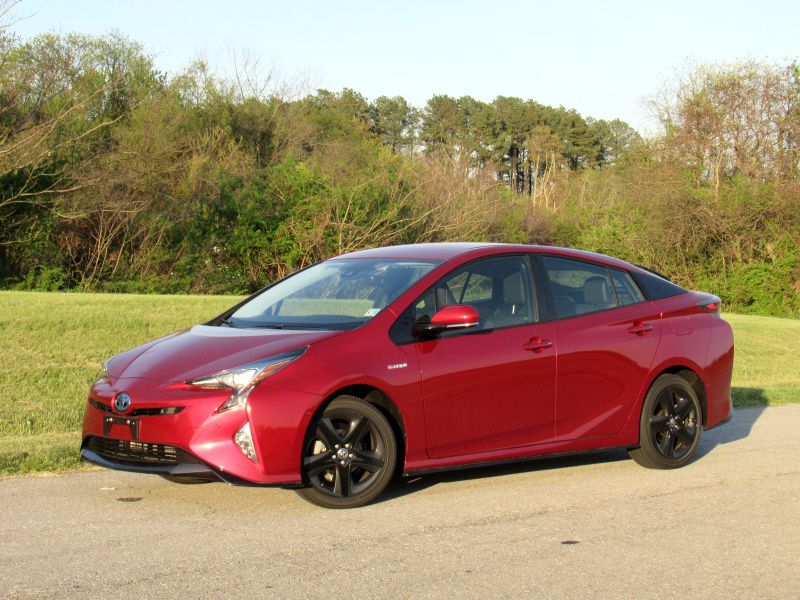 2018 Toyota Prius Road Test And Review