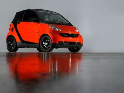Năm 2008 Smart ForTwo Beauty