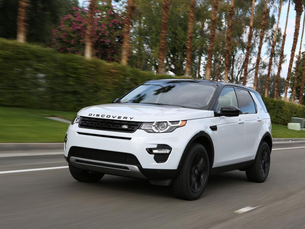 Land Rover Discovery Sport 2015  Autocosmoscom