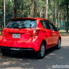 Toyota Yaris Trd 2015 Harga All New Alphard Executive Lounge Manejamos El Hatchback Autocosmos