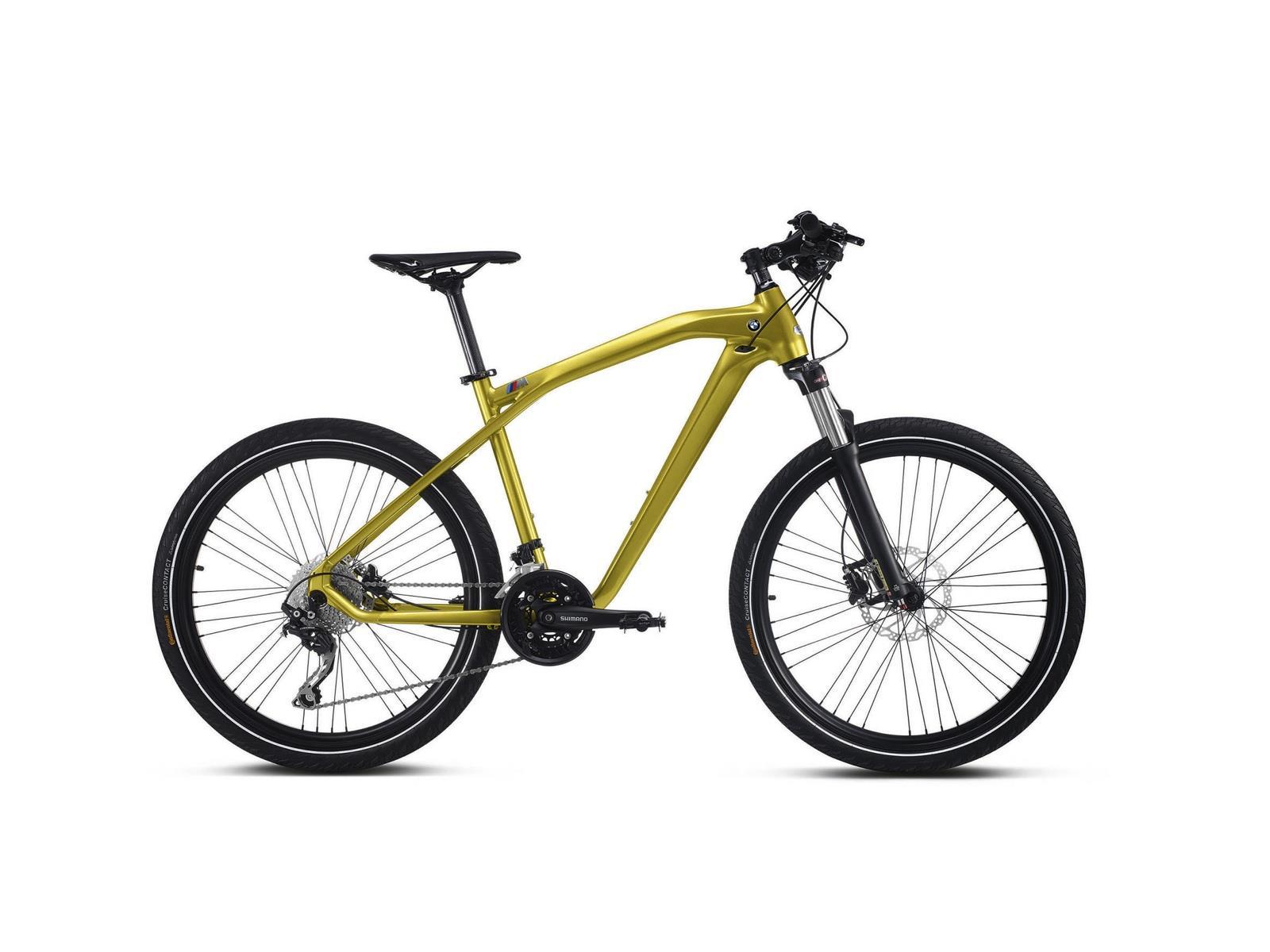 Bmw Cruise M Bike Una Bicicleta Con Mucho Del Motorsports