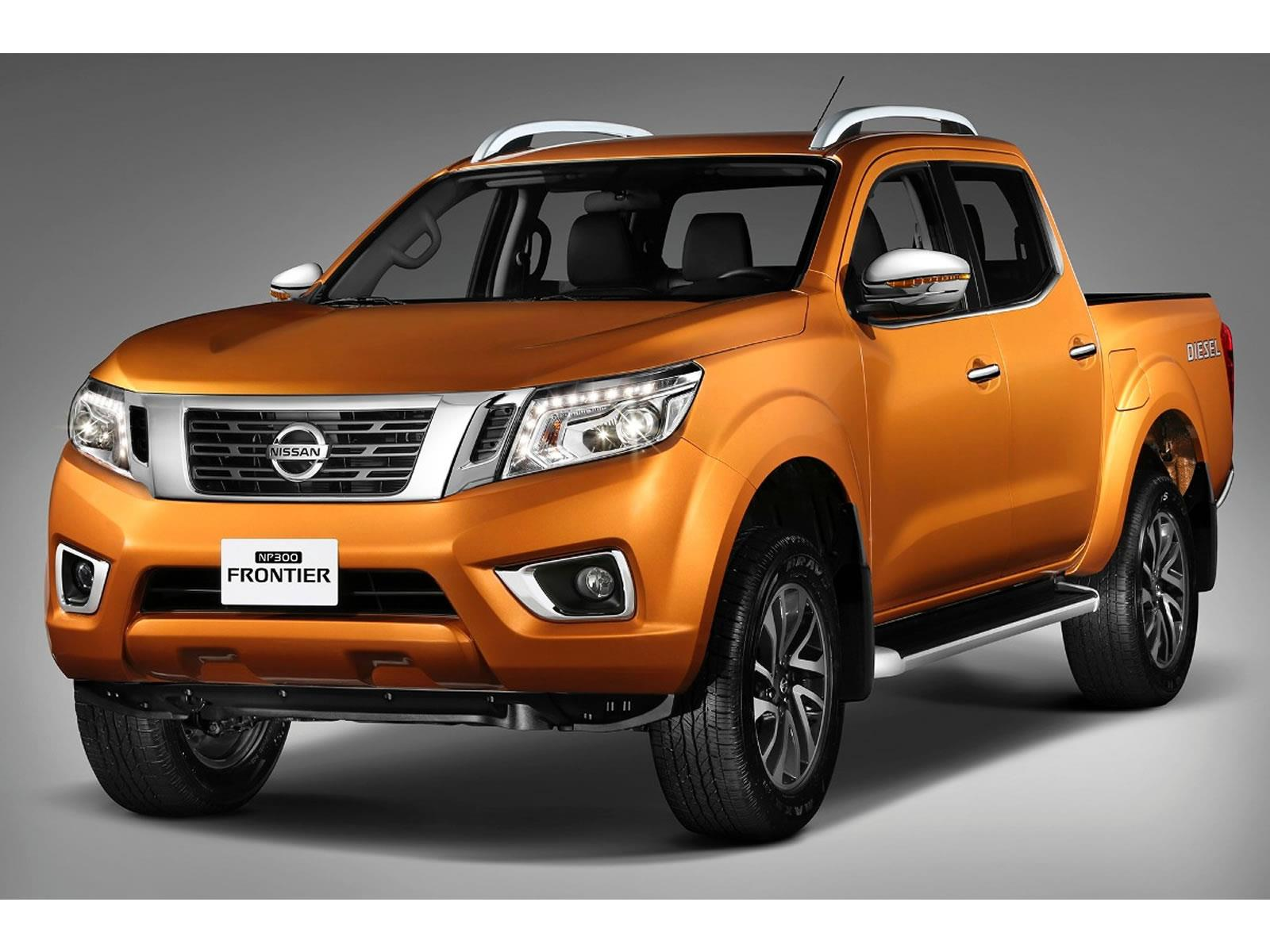 Nissan NP300 Frontier Disel 2017 llega a Mxico desde