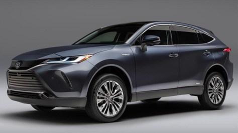 Toyota Venza 2021 reaparece como híbrida y con un diseño vanguardista ¿llegará a México?