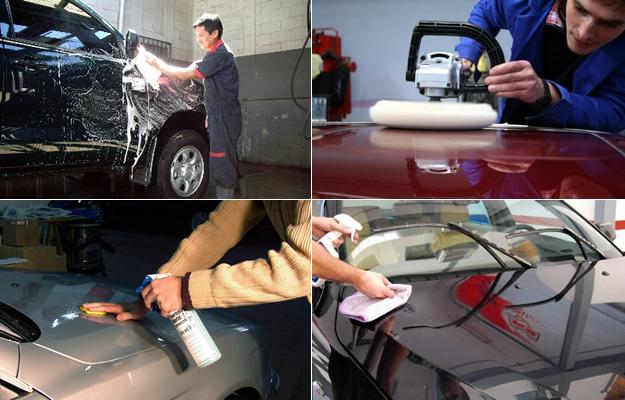 Tips para pulir nuestro auto