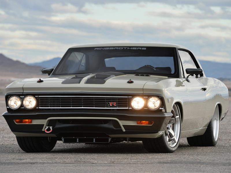 50s Classic Cars Wallpaper Chevrolet Chevelle Recoil 1966 Por Ringbrothers