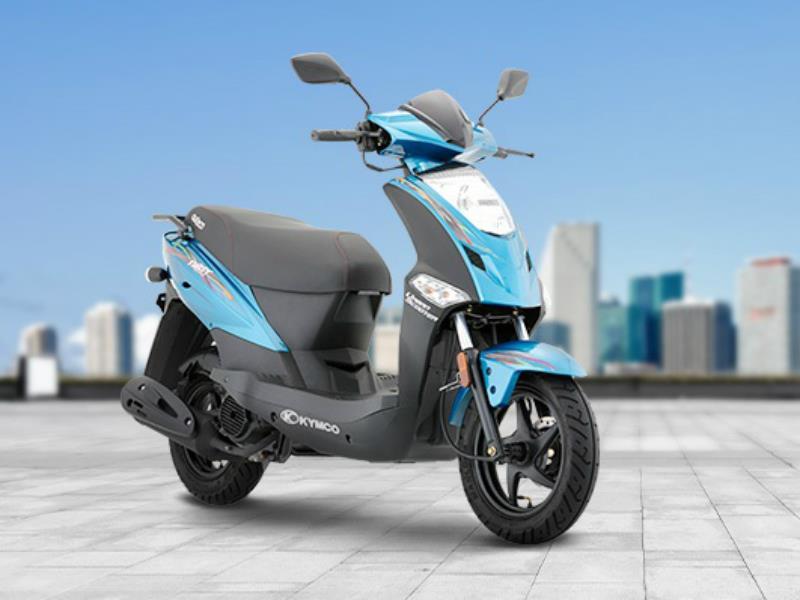Kymco Twist econmica opcin de movilidad