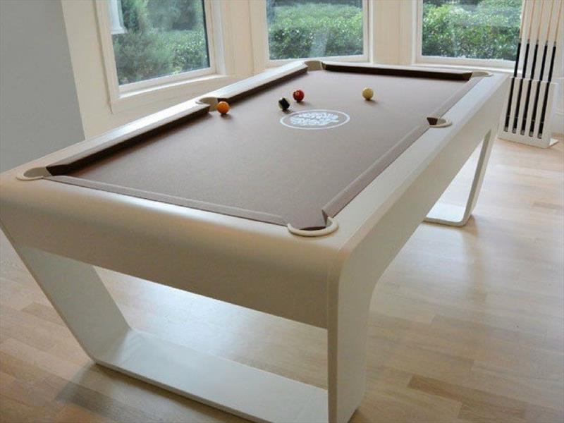247 by Porsche Design una mesa de billar nica