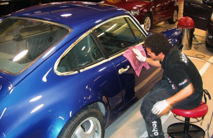 Cera para pulir carros