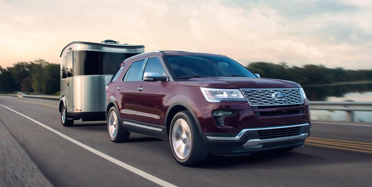 Ford Explorer 2019 precio en Mxico