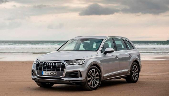 Autos motor diesel mexico Audi Q7