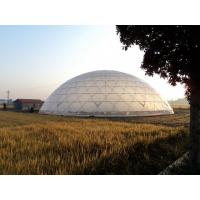 Ecofriendly Modern Inflatable Large Dome Tent Sturctural