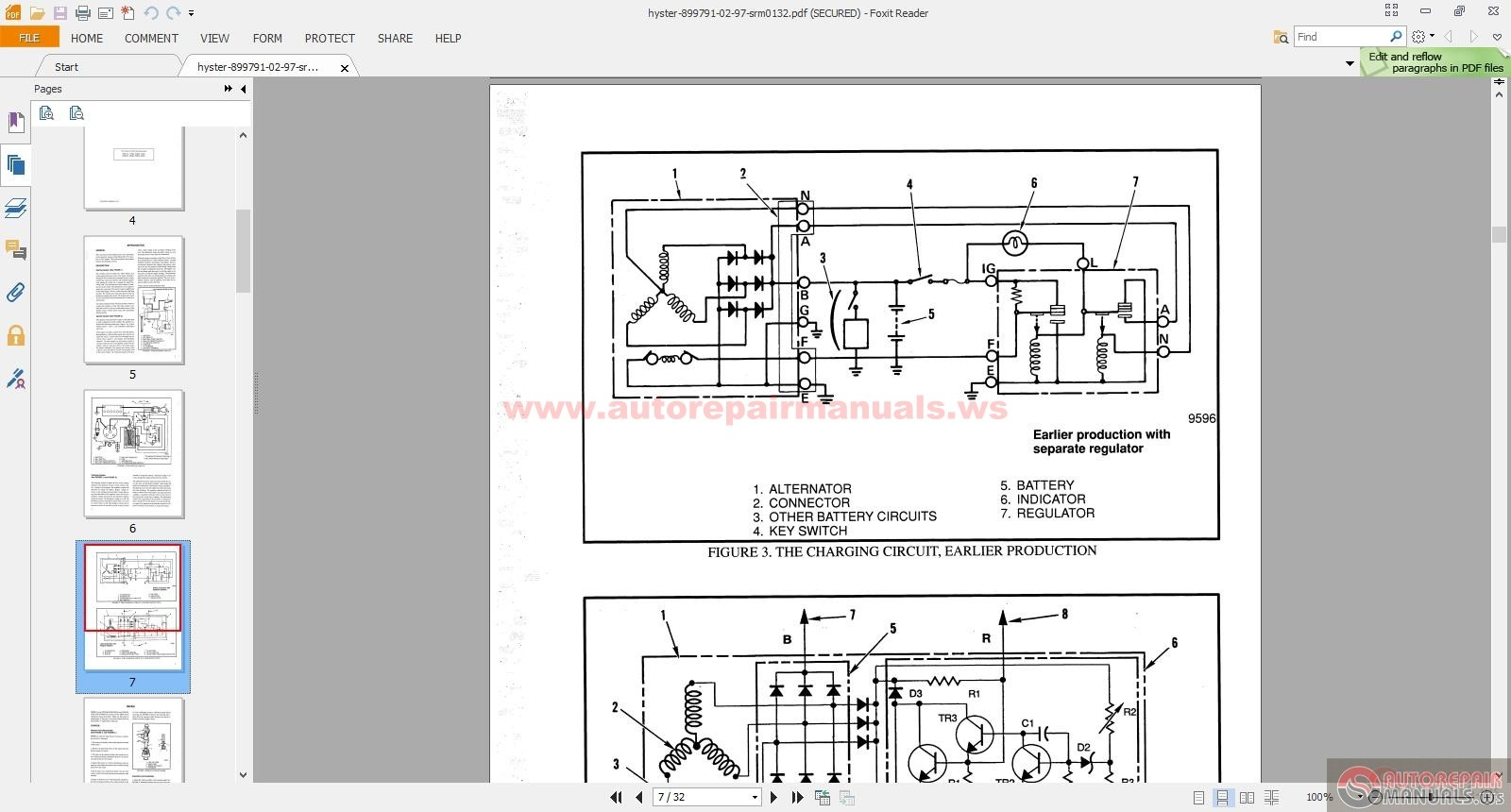 Toyota Lift Truck Wiring Diagram Glastron Cat Fork Ignition Switch Wire Massey Ferguson 65 Boss Hyster Forklift Parts And Service
