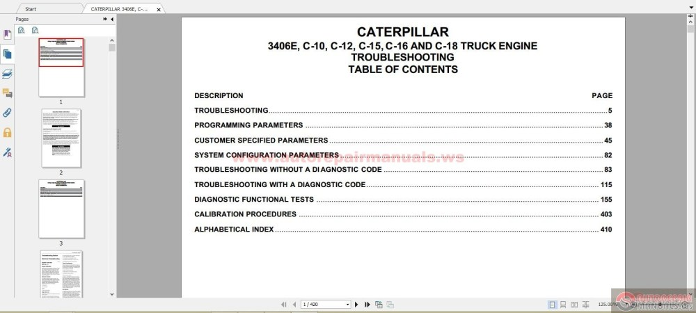 medium resolution of engine wiring diagram ther with cat c7 acert