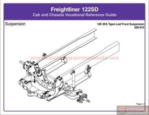 Freightliner Body Builder Manuals Guides | Auto Repair