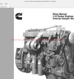 cummins l10 manual collection auto repair manual forum [ 1600 x 829 Pixel ]