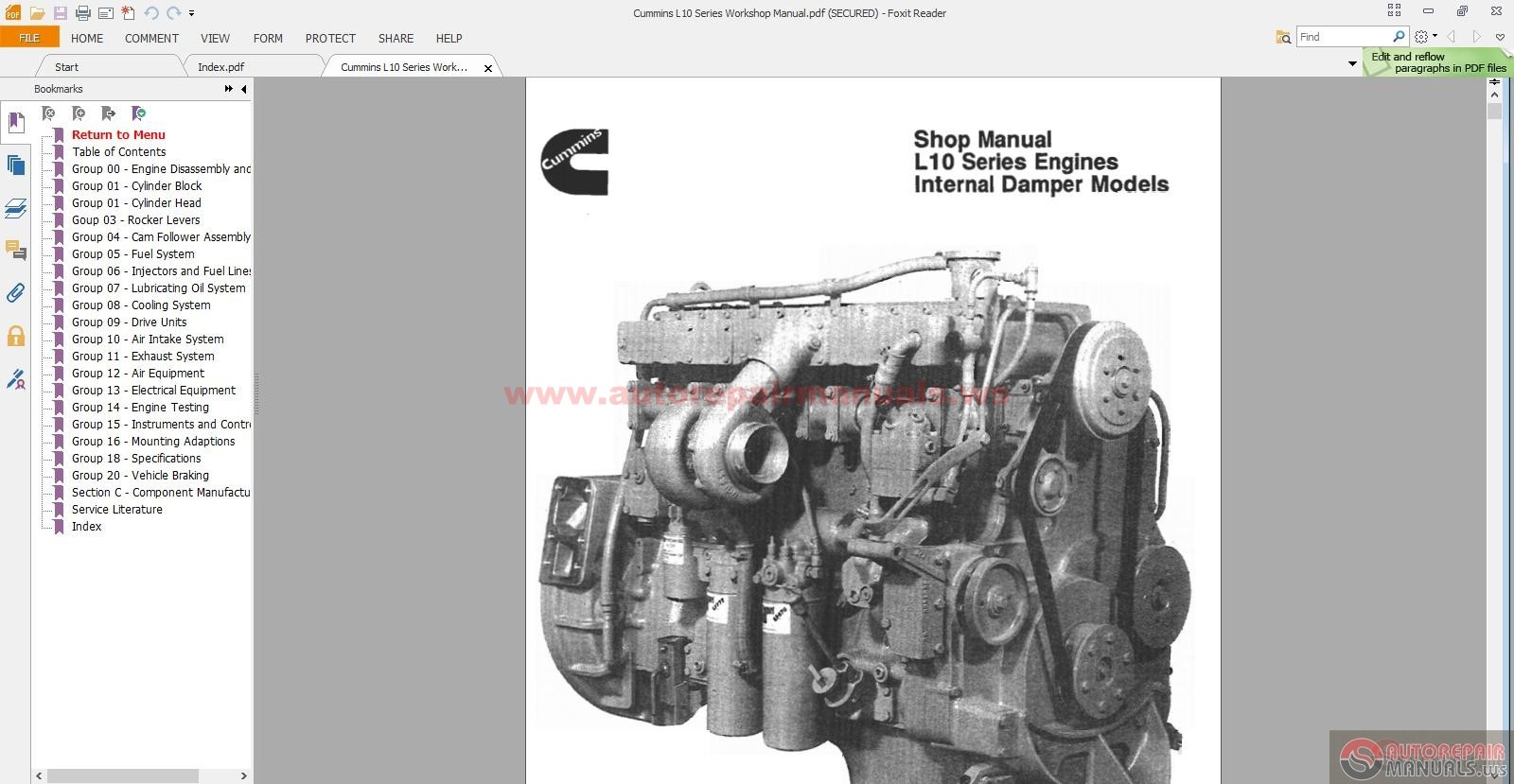 hight resolution of cummins l10 manual collection auto repair manual forum