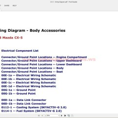 Wire Diagram Mazda Cx5 Shop Wiring For 2000 Ford Explorer Get Free
