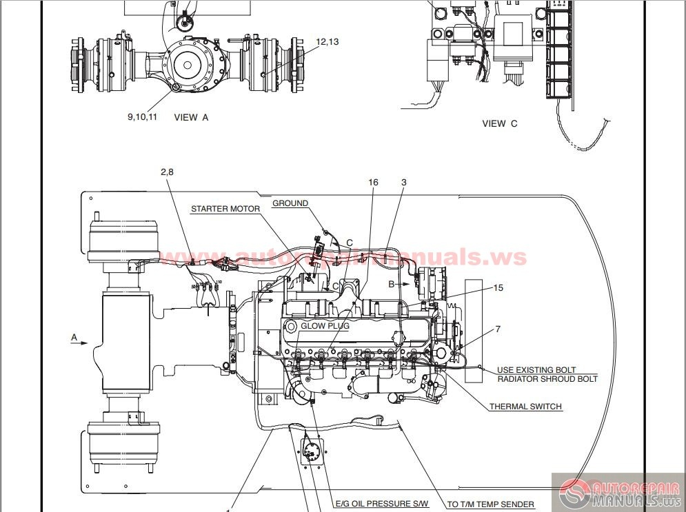 toyota mr2 radio wiring diagram 89 yamaha 350 warrior daewoo forklift parts - and fuse box