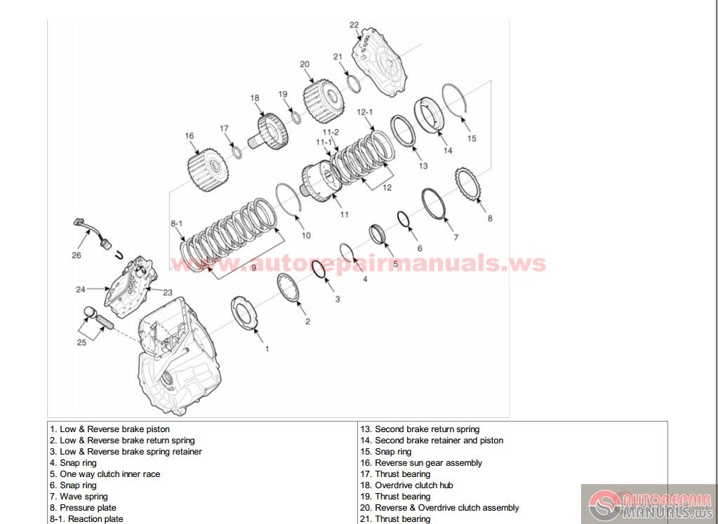 Service manual [Automotive Repair Manual 2010 Kia Forte