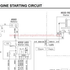 1998 Mitsubishi Montero Wiring Diagram How To Wire Trailer Lights 4 Way Canter Uro3 For Australia Shop Manual Electrical | Auto Repair Forum - Heavy ...