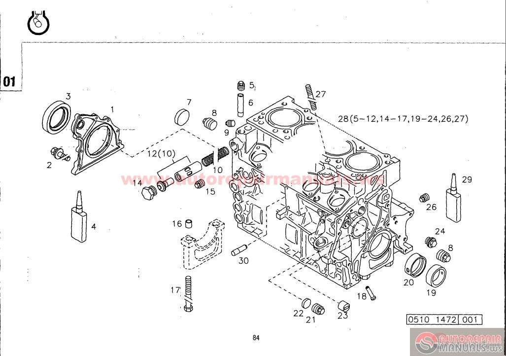 Gmc 305 Motor Diagram, Gmc, Free Engine Image For User