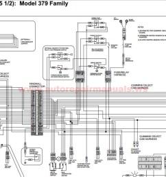 peterbilt pb379 cummins celect schematic 1995 12 cat ecm pin wiring diagram [ 1499 x 730 Pixel ]