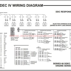 Ddec 2 Wiring Diagram Labeled Computer Motherboard V We Davidforlife De Schematic Rh 189 Twizer Co Ecm