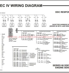 Ddec 4 Egr Wiring Diagram - isx wiring diagram wiring diagram Ddec Wiring Diagram on